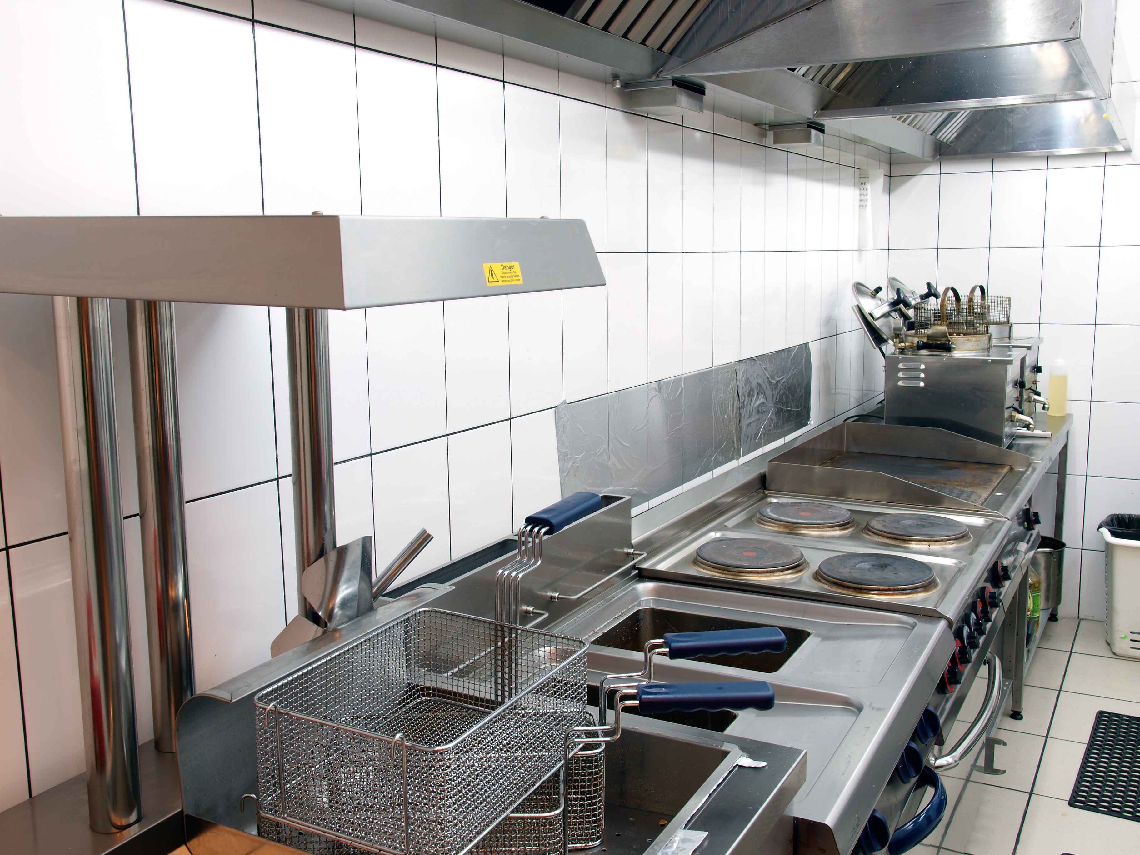 Keeping Your Commercial Kitchen Ventilated and Safe - Cyril Air ...